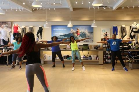 Here's where it starts: My first class as a Zumba Instructor